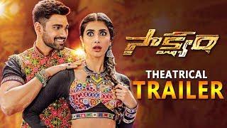 Saakshyam Trailer- Bellamkonda Sreenivas, Pooja Hegde..