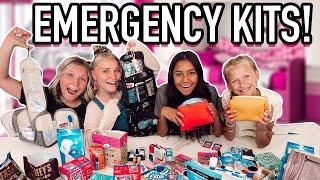 EMERGENCY KITS FOR TEEN GIRLS 2021-2022! | BACK TO SCHOOL! | PERIOD KIT!