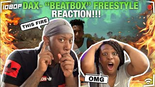 """Dax - """"BEATBOX"""" Freestyle [One Take Video] (Reaction!!!)🔥🔥🔥🔥"""