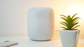 HomePod Review: the PERFECT speaker.