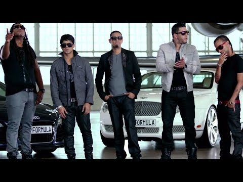 Zion, Arcangel, Lennox, RKM, Chencho, Maldy, Ken-Y - La Formula Sigue (La Formula) [Official Video]