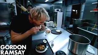 Gordon Eats Shark Fin Soup in Taipei - Gordon Ramsay