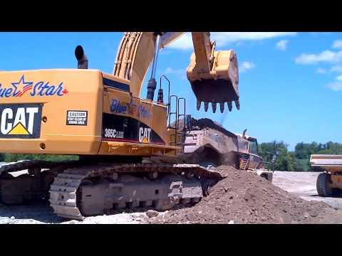 365 CL ME Cat Excavator....BIG LOADS!!!!!!!!