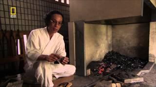 Forging a Katana ( Japanese Samurai Sword )