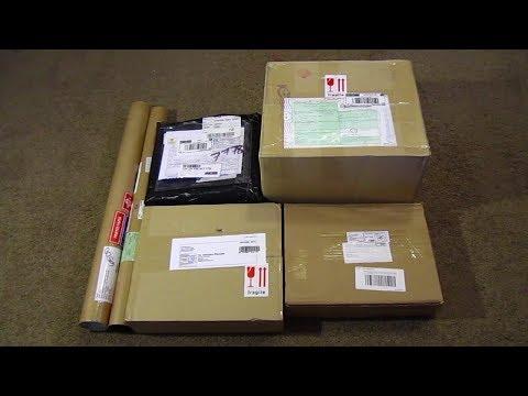 KPOP MERCHANDISE HAUL UNBOXING [INFINITE & BTS] from DVDHeaven, YesAsia, Kpopplus, Ebay