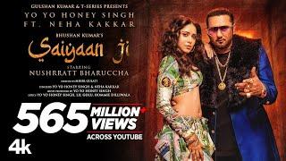 Saiyaan Ji – Neha Kakkar – Yo Yo Honey Singh Ft Nushrratt Bharucch