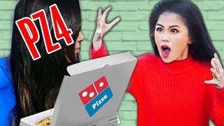 CONFRONTING PIZZA GIRL HACKER (PZ4 Evidence of Project Zorgo in Real Life at 3am)