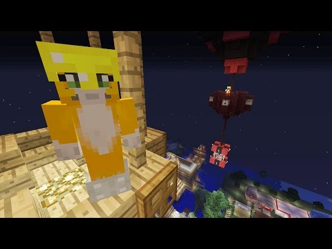 Minecraft Xbox - Fight In Flight [212] - stampylonghead  - VEneRiZ_FA0 -