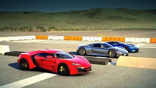 lykan hypersport vs bugatti chiron vs lamborghini veneno. Black Bedroom Furniture Sets. Home Design Ideas