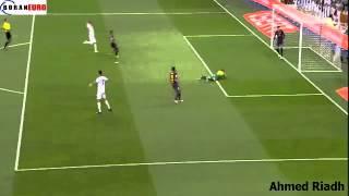 اهداف ريال مدريد 2-1 برشلونه 29 - 8 - 2012 كأس السوبر الاسباني
