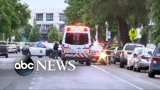 Police are treating the shooting rampage in Fresno, California as a hate crime