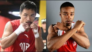 ERROL SPENCE SAYS THE ONLY FIGHT THAT MAKES SENSE FOR HIM NEXT IS MANNY PACQUAIO
