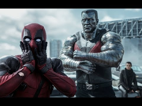 DeadPooL Funny fight scene 2 in Hindi