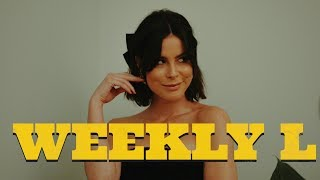 Auftritt beim GQ Award - Better Live | Weekly L - Vol 21 | Lena