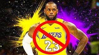 10 Reasons Why LeBron James Shouldn't Have Signed With The Lakers