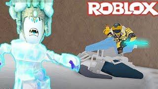Roblox | Đừng Đào Tuyết Nữa Hãy Đi Lấy Băng Tiêu Diệt Quái Vật | Snow Shoveling Simulator | MinhMaMa
