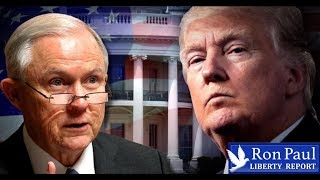 Trump Fires Sessions - A 'Constitutional Crisis'?