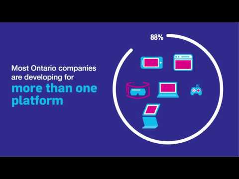 Video: Measuring Success: The Impact of the Interactive Digital Media Sector in Ontario