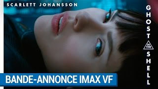 Ghost in the shell :  bande-annonce VF
