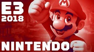 FULL Nintendo Direct Press Conference - E3 2018
