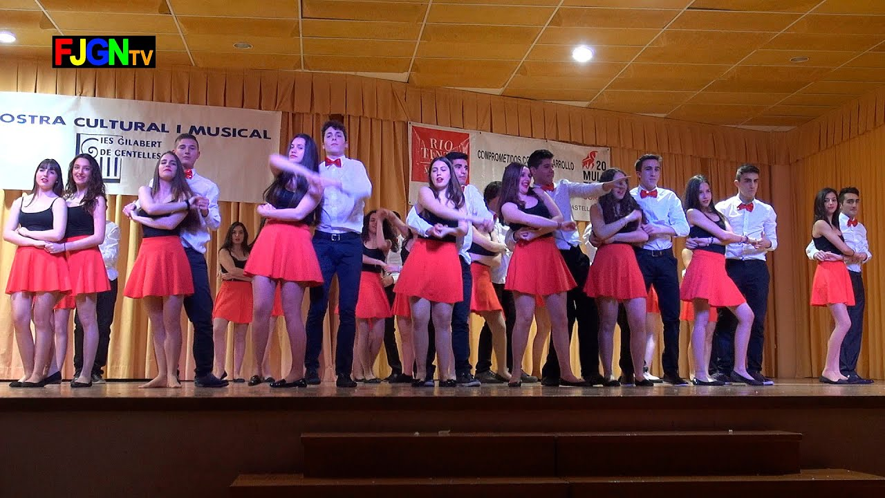 14. Obsesion (1º Bach B) - XV Mostra musical i cultural IES Gilabert de Centelles 2015 Nules