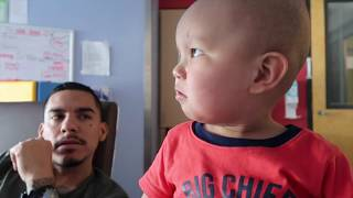 Sebastians Bone Marrow Transplant For Acute Myeloid Leukemia (Stem Cell Transplant)