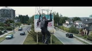 Bedlam Scenes - Deadpool 2 2018 (Terry Crews)