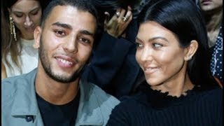 SERIOUSLY!!! Kourtney Kardashian's BF Younes Bendjima Joining 'KUWTK' Full-Time?!!! - VIDEO