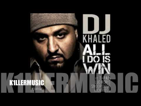 DJ Khaled-All I Do Is Win (HQ) - YouTube