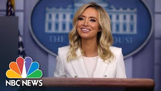 Live: White House Holds Press Briefing: August 13   NBC News