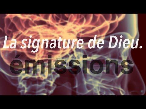 La signature de Dieu