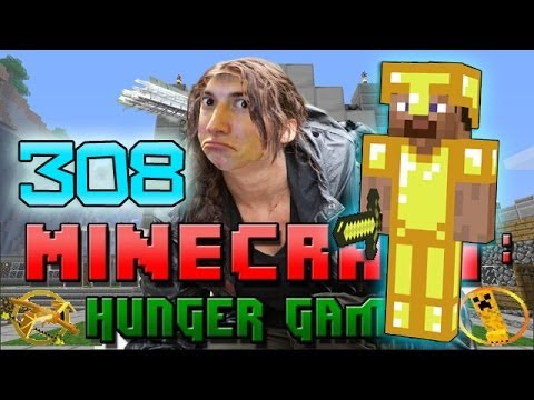 Minecraft: Hunger Games W/Mitch! Game 308 - SHOPPING! - Smashpipe Games