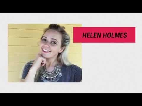 BrazilJS Conf 2016 apresenta - Helen Holmes