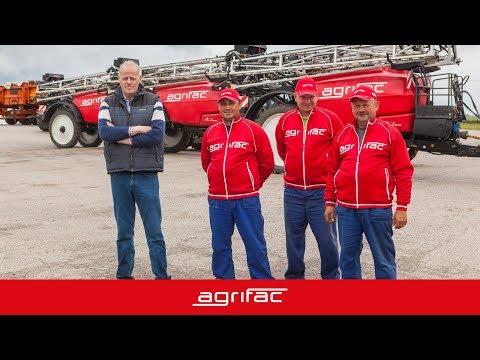 Gebruikerservaring Agrifac Milan getrokken spuit van Agro East Europe, Polen