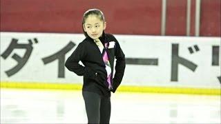 RAM WIRE 「夢のあかし」 小学5年の女子フィギュアスケート超新星:渡辺倫果出演のドキュメントMV