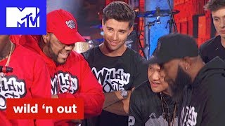 Jake Miller Steps Up Against Nick Cannon | Wild 'N Out | #Wildstyle