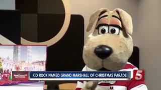 Kid Rock Named Grand Marshal of 2018 Nashville Christmas Parade
