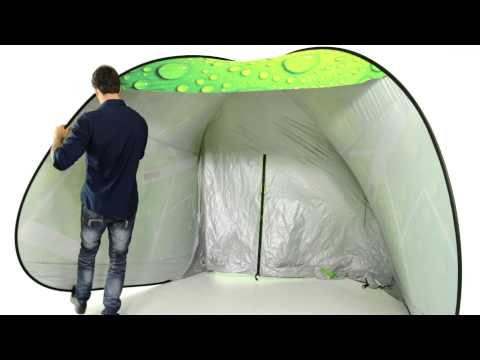 Jumbo Cabana (Tent) -- ExpandaBrand Tutorial