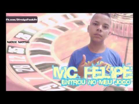 Baixar Mc Felipe - Entrou no meu jogo  Lançamento 2014 ♪ Studio Divulgafunk Pr