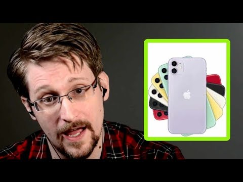 Edward Snowden: How Your Cell Phone Spies on You