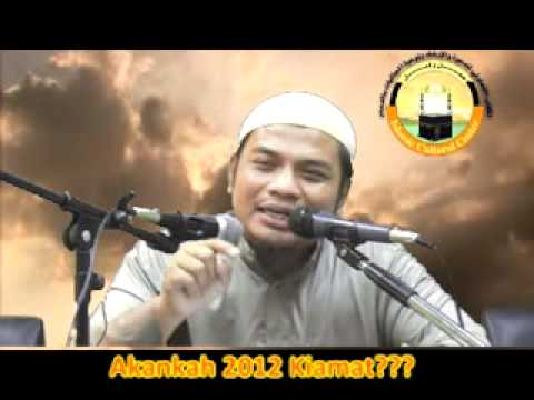 Akankah 2012 Kiamat - Ust. Aspri 2/4