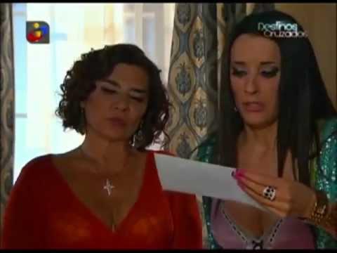 Baixar Liliane Marise é procurada pelo Oficial de Justiça - novela Destinos Cruzados (TVI 2013)