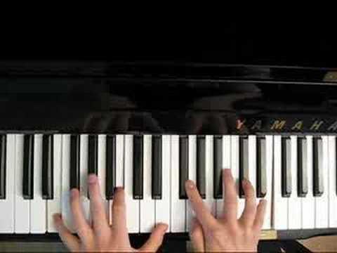 Wie weit ist es bis zum Horizont (piano cover)