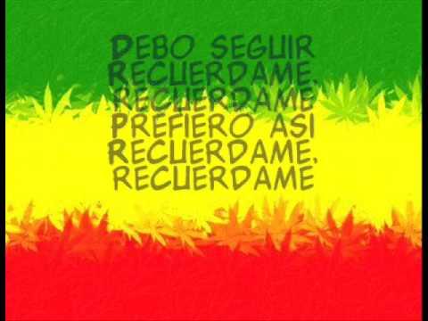 Los Pericos Recuerdame (letra)