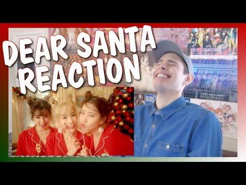 MV Reaction | Girls' Generation-TTS 소녀시대-태티서_Dear Santa