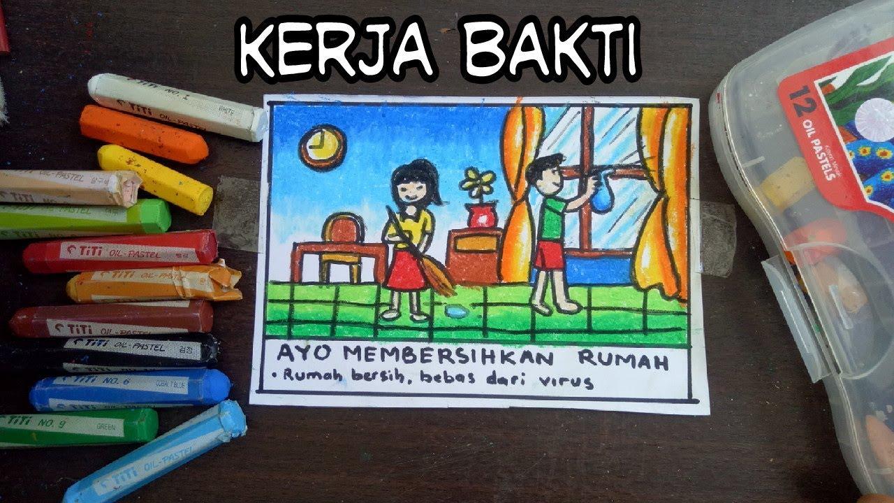 Poster Tentang Gotong Royong Essay