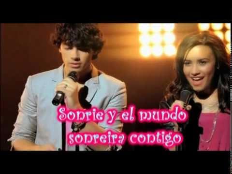 Baixar Send it on. - Jonas Brothers, Demi Lovato, Selena Gomez, Miley Cyrus (Traducida al español)