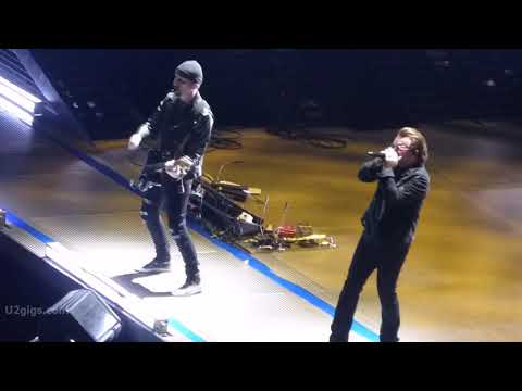 U2 Gloria, Manchester 2018-10-19 - U2gigs.com