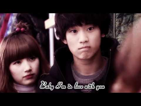 May be [ Dream High OST ] - Kim Soo Hyun ft Suzy [ Eng Sub ]