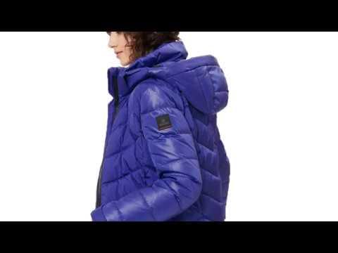 Bogner Sassy D Womens Ski Jacket in Bright Blue